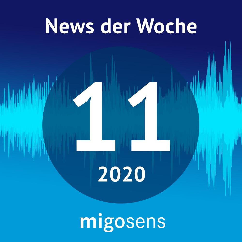News der Woche KW 11/2020