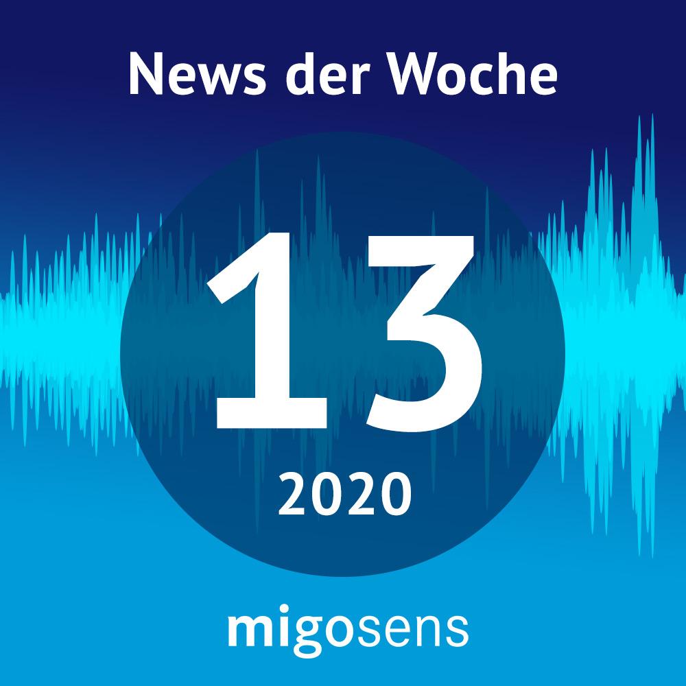 Datenschutz-News der Woche KW 13/ 2020