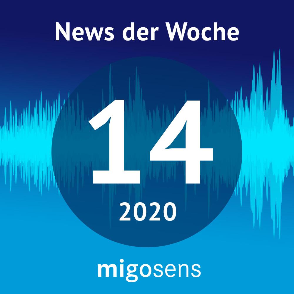 Datenschutz-News KW 14/2020