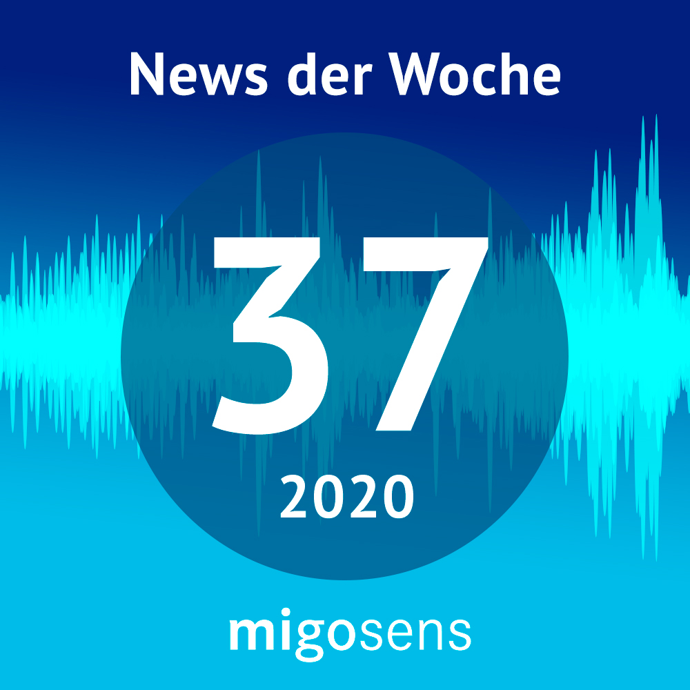 migosens Podcast KW37