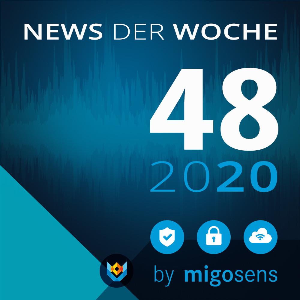 migosens Podcast DS News KW48/2020