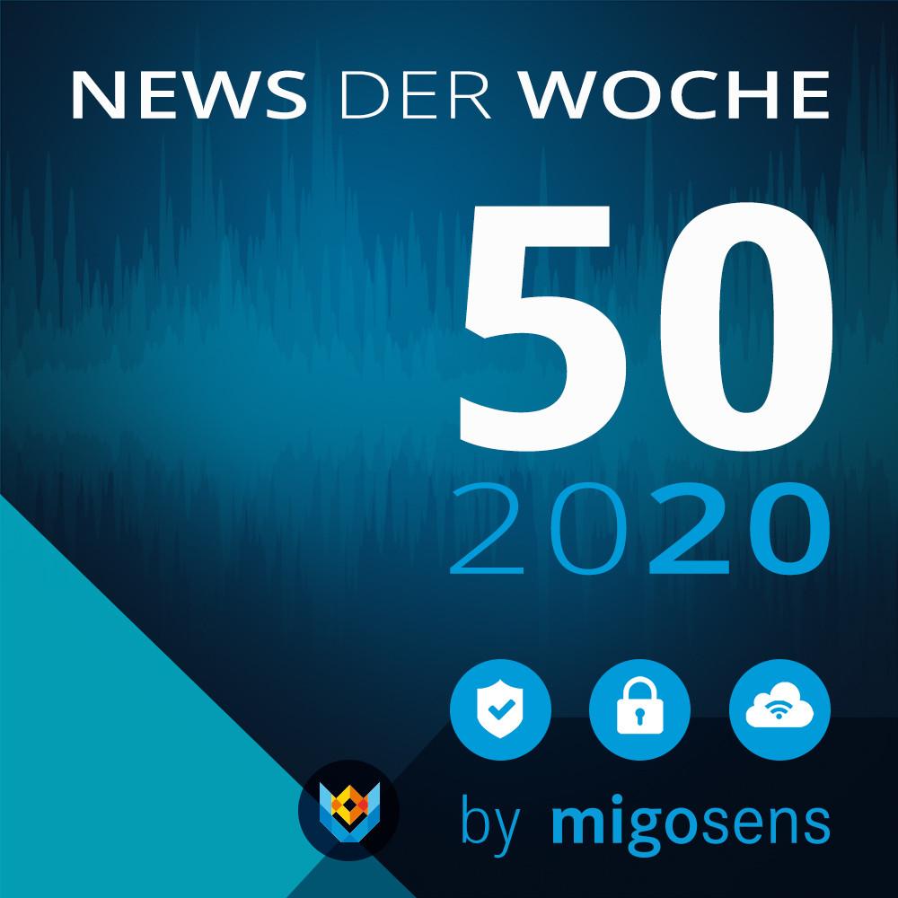 migosens Podcast DS News KW50/2020