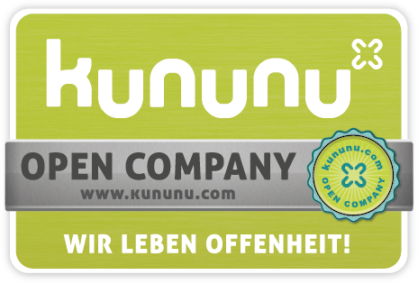 kununu siegel open company