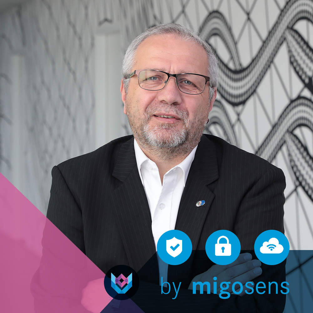Peter Vahrenhorst im Datenschutz Talk