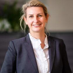Natalia Wozniak - Teamleiterin Datenschutz Außendienst